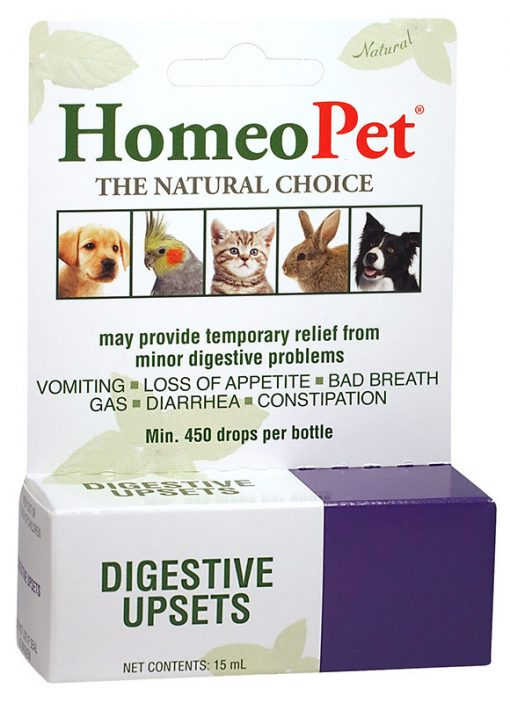 HomeoPet Digestive Upsets
