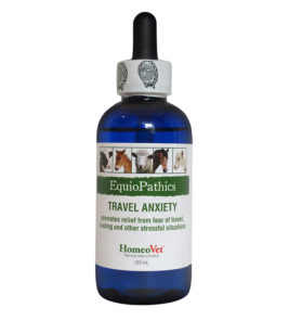 HomeoVet Equio Travel Anxiety bottle