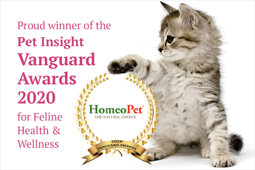 Vanguard Award HomeoPet