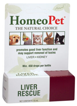 HomeoPet Liver Rescue
