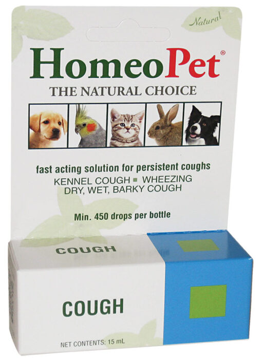 HomeoPet Cough