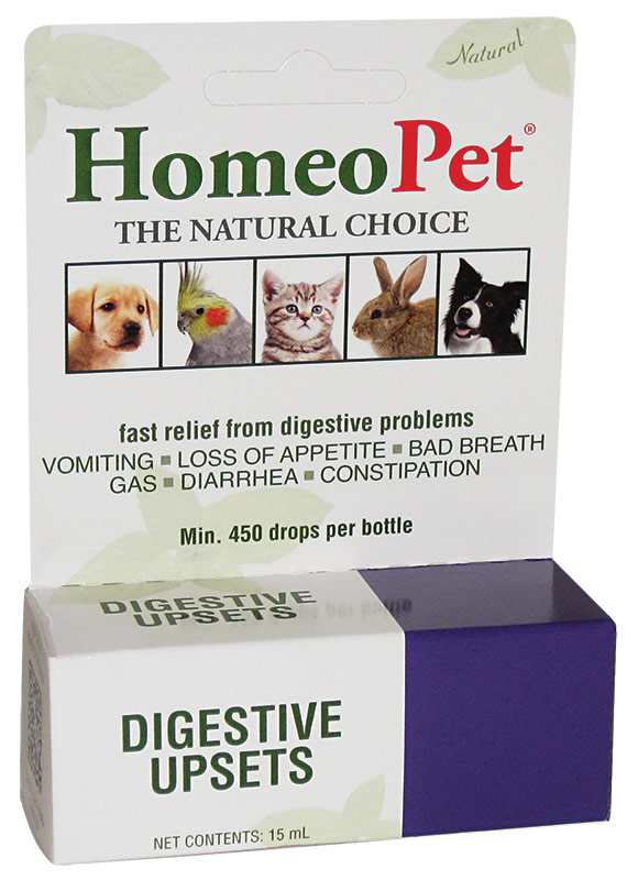 HomeoPet Digestive_Upsets