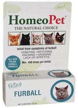 Homeopet Feline Furball