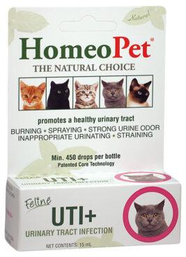 HomeoPet Feline UTI+