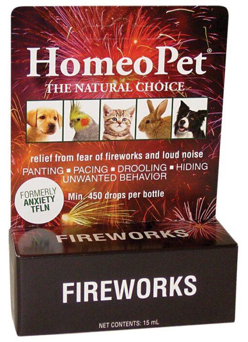 HomeoPet Fireworks