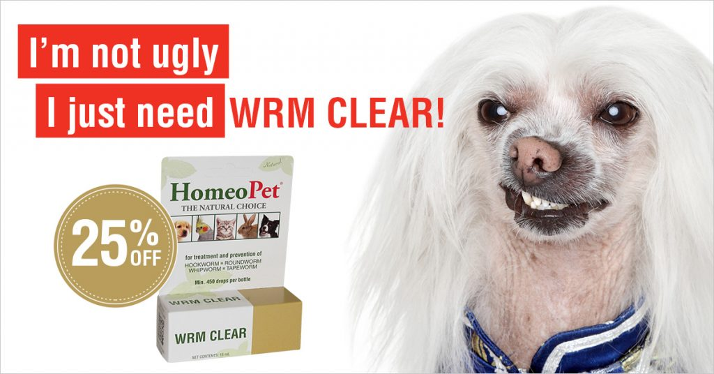 WRM Clear Promo