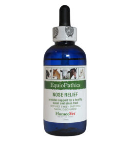 HomeoVet Equio Nose Relief bottle