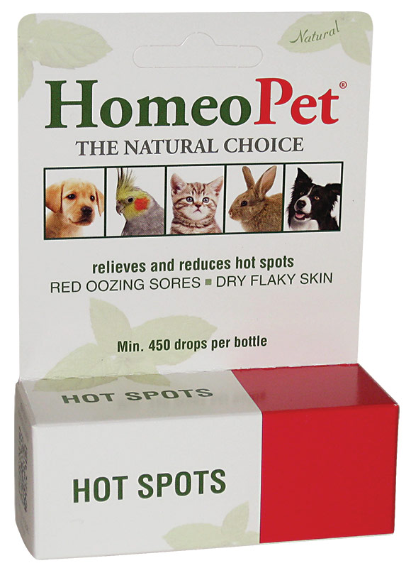 HomeoPet_Hot_Spots