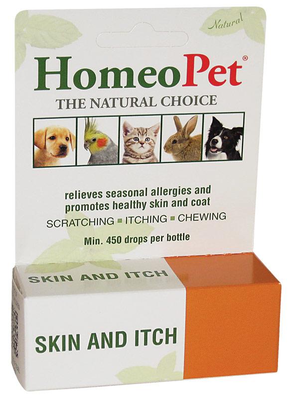 HHomeoPet Skin & Seborrhea