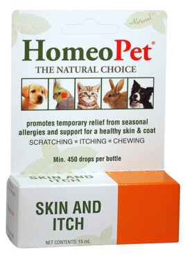 HomeoPet Skin And Itch