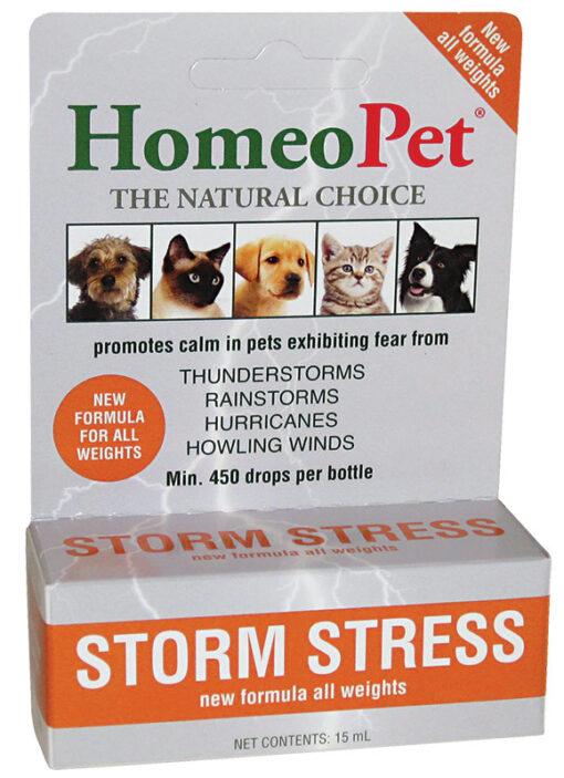 HomeoPet Storm_Stress