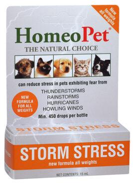 HomeoPet Storm Stress