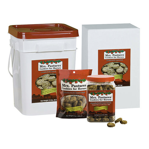 Mrs Pastures Natural Horse Treat Cookies