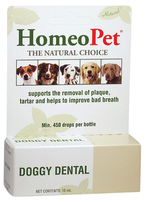 HomeoPet Doggy Dental