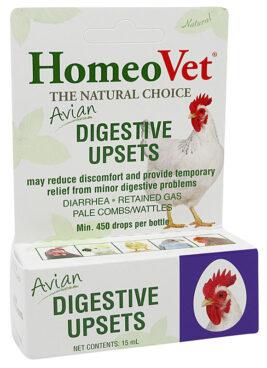 HomeoVet Avian Digestive Upsets
